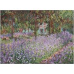 Irises in Monet's garden