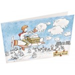 The Little Prince, Winter / folded